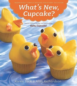 What's New, Cupcake, Alan Richardson, Karen Tack