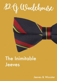 The Inimitable Jeeves, P. G. Wodehouse