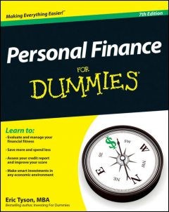 Personal Finance For Dummies, Eric Tyson