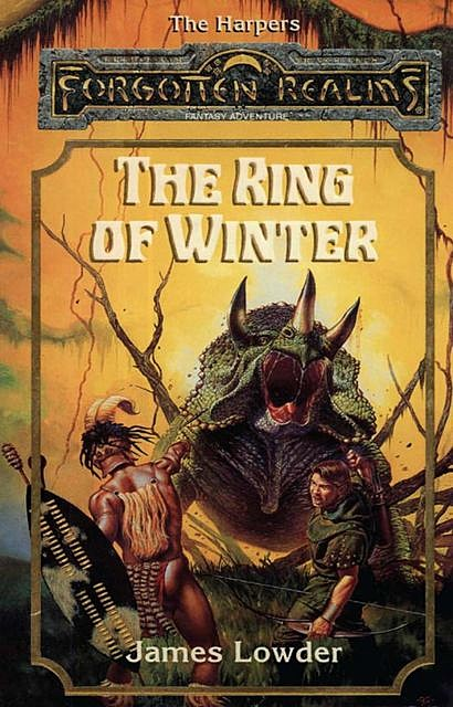 The Ring of Winter, James Lowder