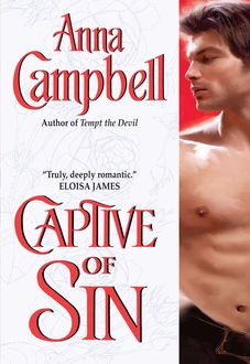 Captive of Sin, Anna Campbell