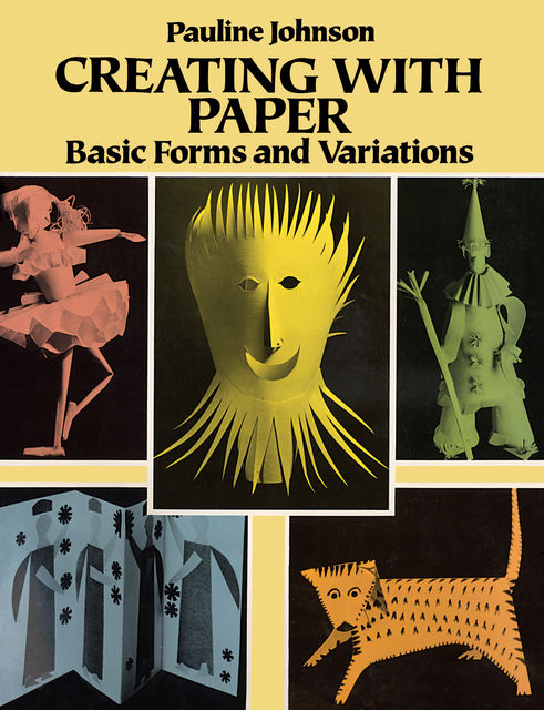 Creating with Paper, Pauline Johnson