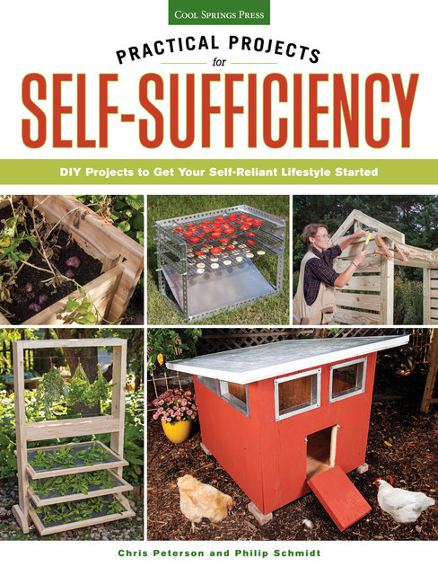 Practical Projects for Self-Sufficiency, Chris Peterson
