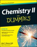 Chemistry II For Dummies, John Moore
