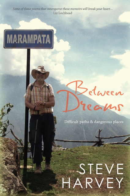 Between Dreams: Difficult Paths and Dangerous Places, Steve Harvey