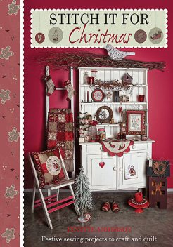 Stitch it for Christmas, Lynette Anderson