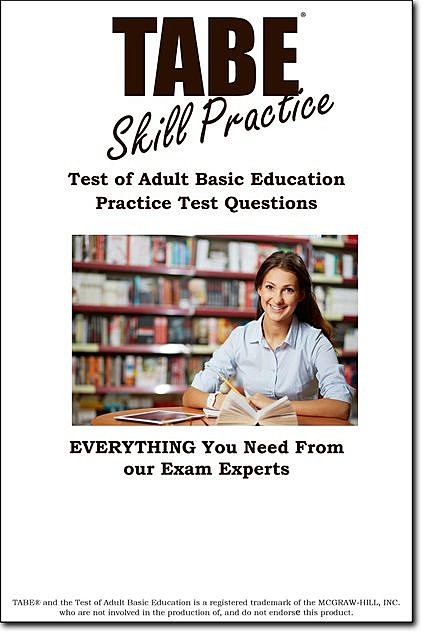 TABE Skill Practice, Complete Test Preparation Inc.