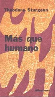Más Que Humano, Various Authors