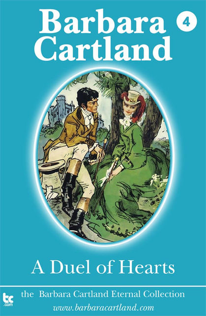 A Duel of Hearts, Barbara Cartland