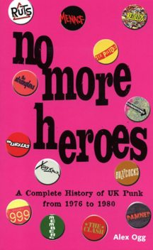 NO MORE HEROES, ALEX OGG