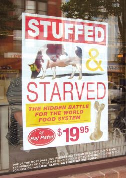 Stuffed and Starved, Raj Patel