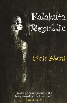 Kalakuta Republic, Chris Abani