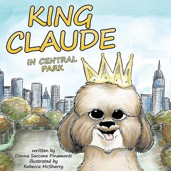 King Claude In Central Park, Donna Saccone Pinamonti