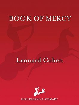 Book of Mercy, Leonard Cohen