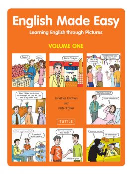 English Made Easy Volume One, Jonathan Crichton, Pieter Koster