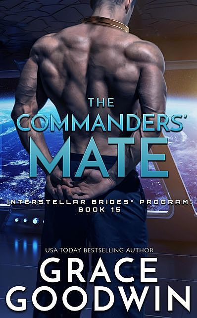 The Commanders' Mate, Grace Goodwin