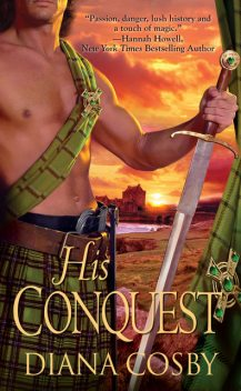 His Conquest, Diana Cosby