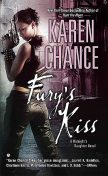 Fury's Kiss: A Midnight's Daughter Novel, Karen Chance