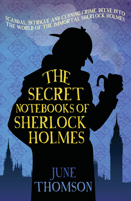 The Secret Notebooks of Sherlock Holmes, June Thomson