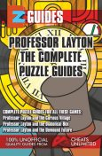 Professor Layton: The Complete Puzzle Guides, The Cheatmistress