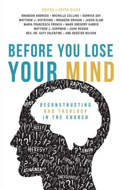 Before You Lose Your Mind, Keith Giles