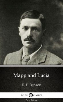 Mapp and Lucia, Edward Benson