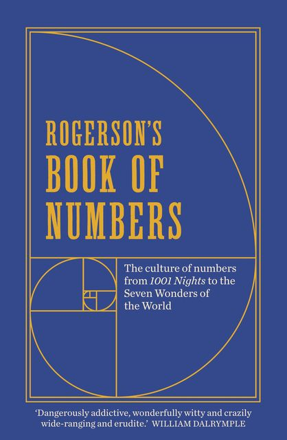 Rogerson's Book of Numbers, Barnaby Rogerson