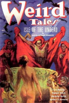 Isle of the Undead, Lloyd Arthur Eshbach