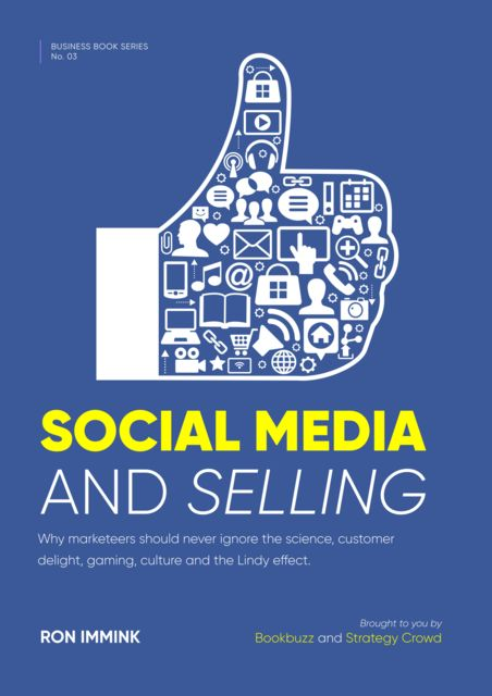 Social Media and Selling, Ron Immink