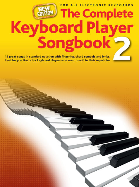 Complete Keyboard Player: New Songbook 2, Wise Publications