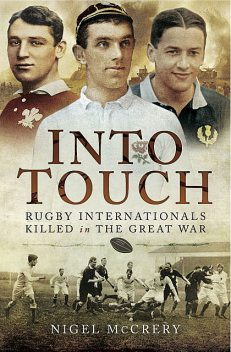 Into Touch, Nigel McCrery