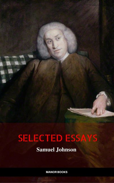 Samuel Johnson: Selected Essays, Samuel Johnson, Manor Books