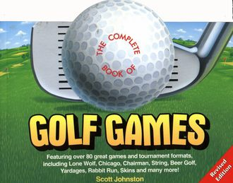The Complete Book of Golf Games, Scott Johnston