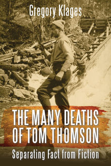 The Many Deaths of Tom Thomson, Gregory Klages