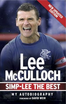 Simp-Lee the Best, Lee McCulloch