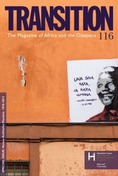 Nelson Rolihlahla Mandela 1918–2013, Indiana University Press Journals