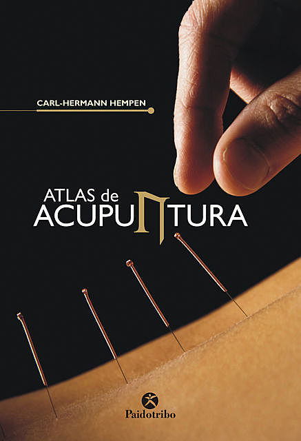 Atlas de acupuntura (Color), Carl-Hermann Hempen