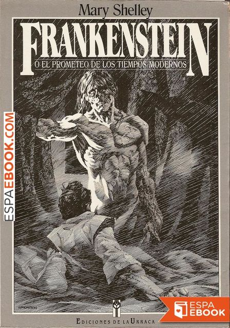 Frankenstein (Ilustrado), Mary Shelley