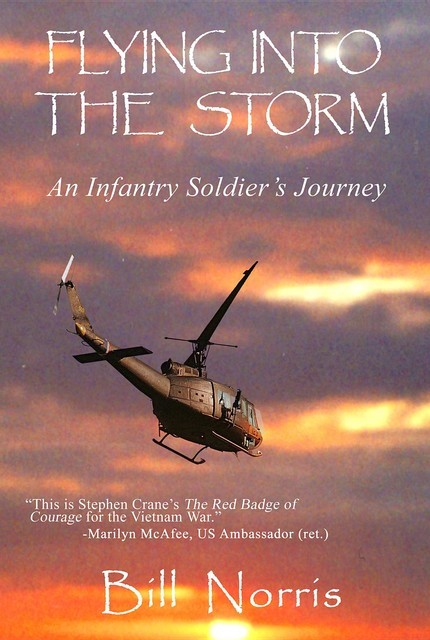 Flying Into The Storm, Bill Norris