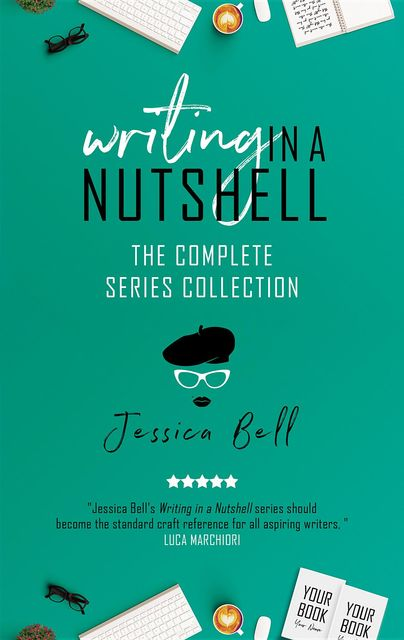 Writing in a Nutshell, Jessica Bell