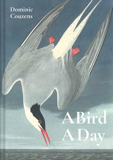 A Bird A Day, Dominic Couzens