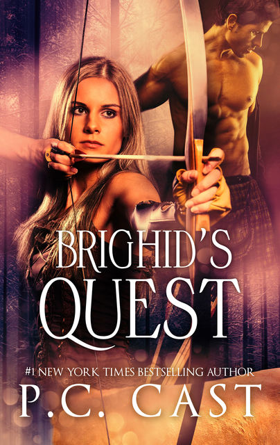 Brighid's Quest, P.C.Cast