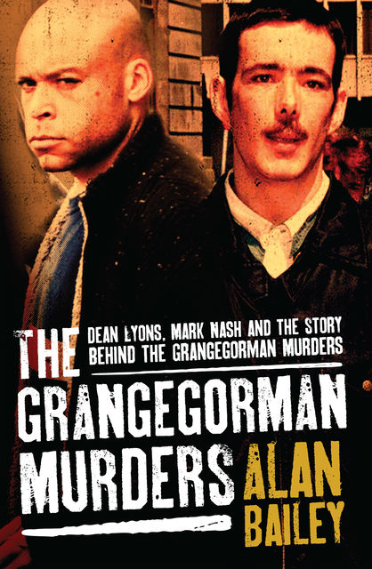 The Grangegorman Murders, Alan Bailey
