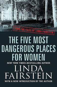 The Five Most Dangerous Places for Women, Linda Fairstein