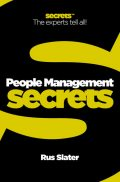 People Management (Collins Business Secrets), Rus Slater