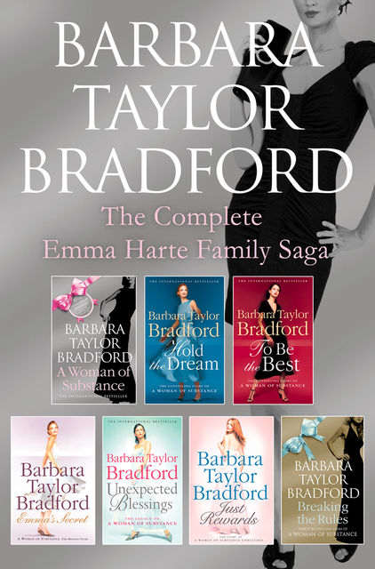 The Emma Harte 7-Book Collection, Barbara Taylor Bradford