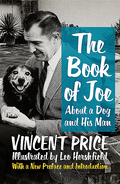 The Book of Joe, Vincent Price