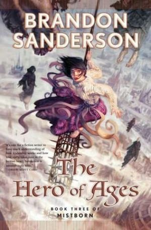 The Hero of Ages, Brandon Sanderson