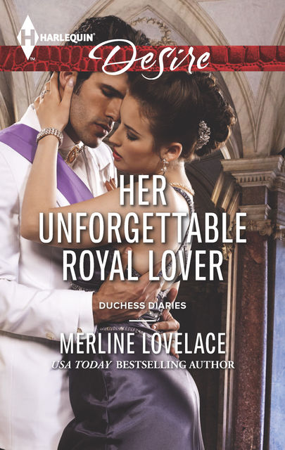 Her Unforgettable Royal Lover, Merline Lovelace