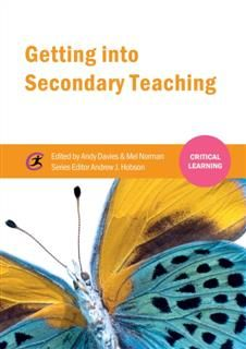 Getting into Secondary Teaching, Andy Davies